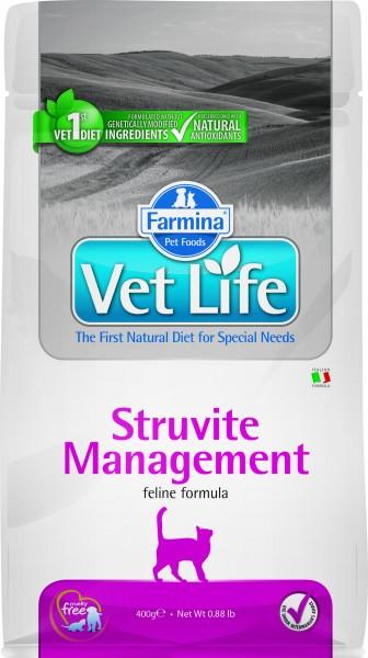 Vet Life Struvite Management (Katze)